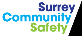 Surrey Community Safety logo
