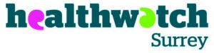 Healthwatch Surrey logo