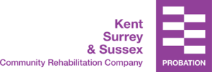 Kent, Surrey & Sussex Community Rehabilitation Company logo