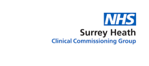 Surrey Heath CCG logo