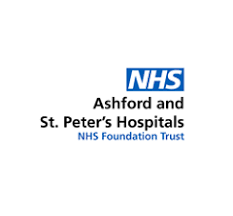 Ashford and St Peter's hospital logo