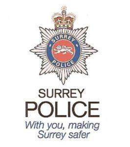 Surrey Police logo